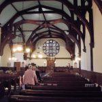 Closeburn pulpit