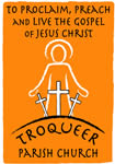 Troqueer Parish Church Logo