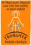 Troqueer Parish Church Logo