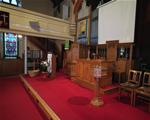 Inside Troqueer Parish Church